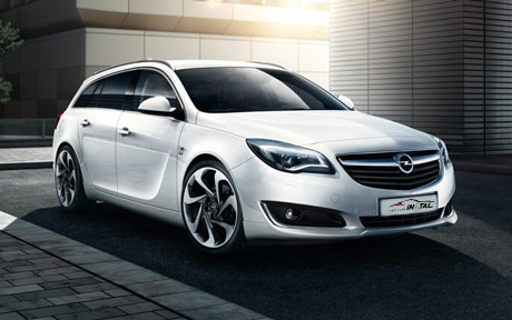rent a car Opel Insignia 2.0 CDTI